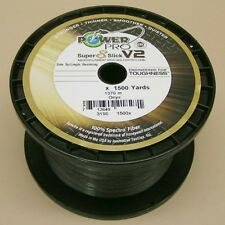 Power Pro Super Slick V2 Braided Fishing Line 65lb Test 1500 Yd Onyx 65#