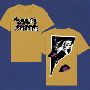 New - Official Roisin Murphy Limited Edition 2021 Crooked Machine T Shirt Size L