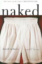 Naked by David Sedaris (1998, Paperback, Reprint)