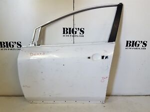2007-2012 MAZDA CX-7 LEFT FRONT DRIVER SIDE DOOR SHELL OEM USED #843823