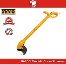 "Ingco 10"" Electric Garden Grass Weed Trimmer 350W -"
