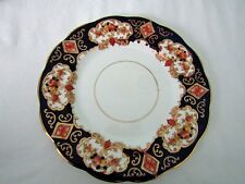 "Royal Albert Heirloom Derby Imari Bone China England 8"" Salad Plate (loc-11)"
