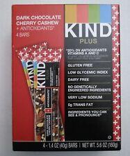 Kind Bar - Fruit and Nut Bars Antioxidants Dark Chocolate Cherry Cashew - 4 Bars