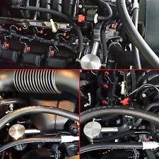 09 10 11 12 13 14 15 16 17 Dodge RAM Billet Catch Can 5.7 Any HEMI Transmissions
