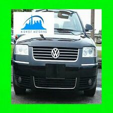 2002 2003 2004 2005 VW VOLKSWAGEN PASSAT B5 LOWER CENTER SURROUND GRILLE TRIM