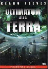 ULTIMATUM ALLA TERRA - DVD (USATO EX RENTAL)