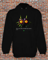 A terrible fate Legend of Zelda Majora's Mask Inspired Hoodie Unisex S to 2XL