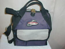 Flw Outdoors Fishing Bag With 2 Plastic Containers