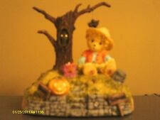 Cherished Teddies `HALLOWEEN's a BOO-tiful thing   Avon exclusive  2004