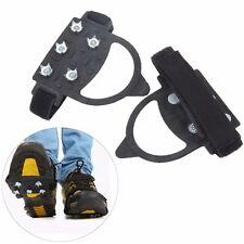 Walking Cleat Ice Gripper Anti Slip Snow Walking Shoes Spike Grip Camping Climb