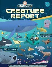Octonauts: Octonauts Creature Report - Paperback - BRAND NEW!