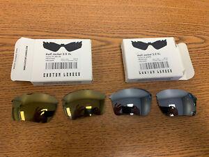 Oakley Half Jacket 2.0 XL replacement lenses (2 Pair)