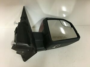 2015-2018 Ford F150 Right Passenger Side Turn Signal Door Mirror OEM Power Fold