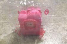 Hello Sanrio Hello Kitty Collectible Toy #7 MCDONALD'S 2016 Happy Meal NIP