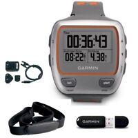 GARMIN FORERUNNER 310XT HRM GPS Sports/Running Watch + Heart Rate Monitor NEW