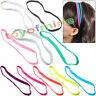 Fascia dei capelli della corda Yoga Sport fascia elastica Accessori per capelli