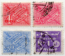 Briefmarken Satz aus Indien