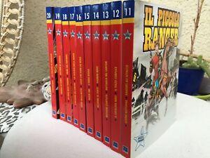 IL PICCOLO RANGER DA n 11 a 20 Ediz IF 2013 - 10 numeri in blocco - Come NUOVI