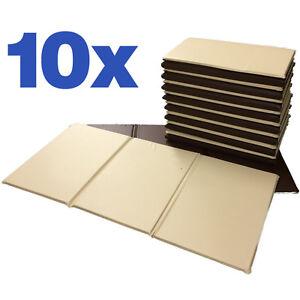 NEW 10xFolding Nursery Sleep Mats Chocolate / Buttermilk for Children & Toddlers