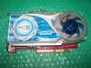 HIS X1650Pro IceQ 512MB DDR2 AGP Graphics Card