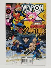 Weapon X #1 - Marvel March 1995 - actual pictures - 9.9 MN