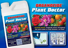 Organic Labs Plant Doctor Systemic Fungicide 32oz Quart Hydroponics Organocide