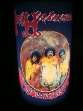 """Jimi Hendrix Experience~Spencer 1994 Rabbit Tanaka Motion Light Lamp~12""""~Great!"""