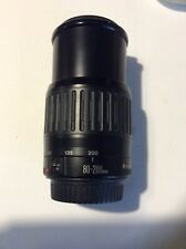 Canon EF 80-200mm Telephoto Zoom Lens for Canon SLR Cameras