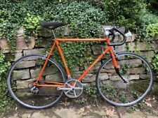 UNION SAKAI Rennrad, RH 58, 70-er Jahre, in kultigen orange, vintage