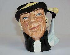 "Toby Character Jug (Small) ~""Regency Beau"" ~ Royal Doulton D6562, 1961, #9120130"