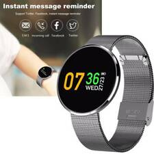 Touch Screen Smart Watch Sport Bracelet Heart Rate Monitor for iPhone 11 Pro Max
