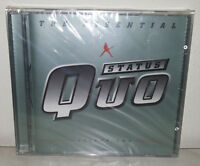 CD STATUS QUO - THE ESSENTIAL - VOLUME TWO - NUOVO NEW