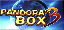 Pandora's Box 3 520 in 1 JAMMA PCB horizontal arcade multigame board USA Seller