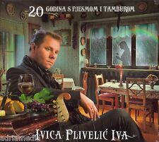 IVICA PLIVELIC IVA CD 20 godina s pjesmom i tamburom Tamburica Hrvatska Kroatien