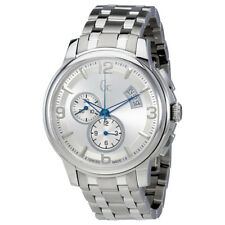 Guess Classica Chronograph Silver Dial Mens Watch X83001G1S