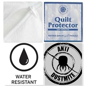 Water Resistant Corovin Duvet Protectors in 2 Sizes