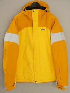Men Peak Performance Jacket Skiing Snowboarding Breathable Waterproof XL XIK730