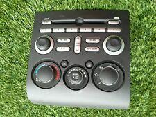 2006 MITSUBISHI GALANT RADIO CONTROL PLATE W/HEAT CONTROL BLACK OEM SEE PHOTO 06