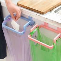 Kitchen Garbage Bag Holder Stand Rack Trash Hanging Organizer Storage Shns lskn