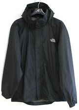 THE NORTH FACE Men's Jacket Size 38 M Hooded Full Zip Black s3020