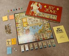 BY JOVE Adventure Board Game By Aristoplay 1983 Classical Mythology - Complete