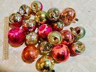 Vintage Christmas ornaments - flashlights! 20 pieces