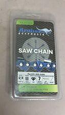 "18"" Chainsaw Chain Blade Homelite 3/8LP .050 64DL Semi-Chisel Bandit 240 Y64 S64"