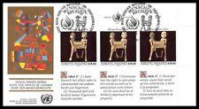 Nations Unies (Série les droits de l'homme) 1991 FDC - 2