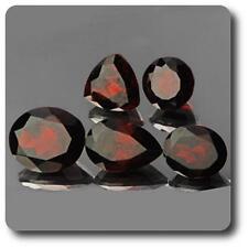GRANATE Rojo. 19.96 cts. 5 piezas. IF - VVS. África