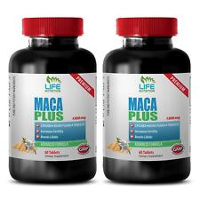 muscle weight gainer - MACA PLUS 1300MG 2B - maca gelatinized powder pills