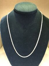 """14K Y/G 22"""" Beverly Hills Gold Heart Necklace"""