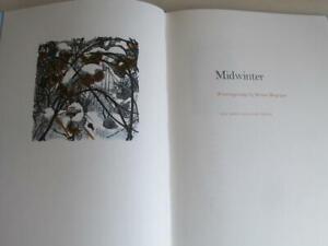 MIDWINTER Wood engravings by Miriam Macgregor Whittington Press ltd ed 2012 20N