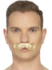 The Imperial Moustache Gentleman Hand Knotted Mens Fancy Dress Accessory