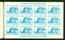 Equatorial Guinea 1977 Pacarana 3.50e proofs (x96)